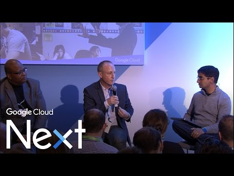 Reimagining Education with Technology (Google Cloud Next '17)