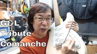 G&L Tribute Comanche