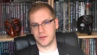 The Gentleman Gamer: Mage The Awakening RPG Review
