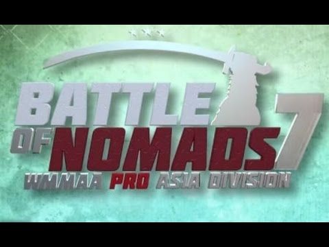 Battle of Nomads 7 | Битва номадов-7, April 30, Astana, Kazakhstan