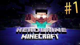 Minecraft Herobrine : PRAWIE GO ZABILIŚMY ! - Odcinek 1
