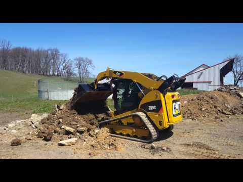 2010 Caterpillar 289C Compact Track Skid Steer Loader For Sale Running and Operating Video!