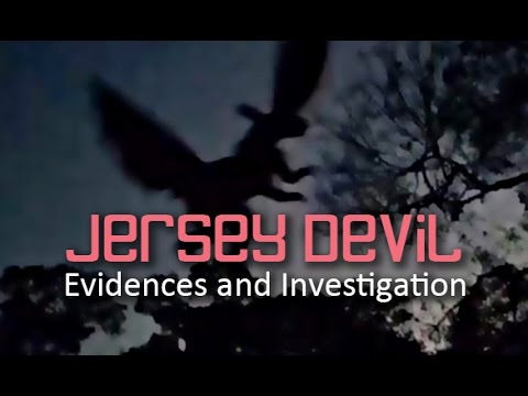Jersey Devil Evidences and Investigation |  A Paranormal Creature's Full Documentary