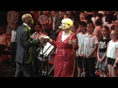 Somewhere feat. Laura Baugh - Singing Spectacular 2015 at Royal Festival Hall from YouTube · Duration:  5 minutes 11 seconds