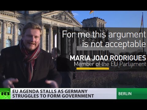 EU cannot move without stable German govt – CDU member