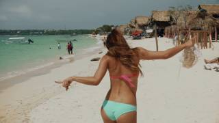 Schattenseiten im Paradies 🌎 Playa Blanca (Kolumbien)