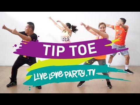 TipToe by Jason Derulo | Live Love Party™ | Zumba® | Dance Fitness