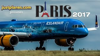 PARIS AIRPORT - Airbus A350, A380 & Boeing 787 overload!!