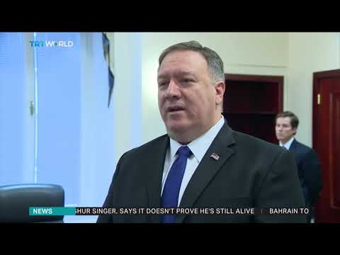 US will keep investigating journalist Khashoggi's killing - Pompeo