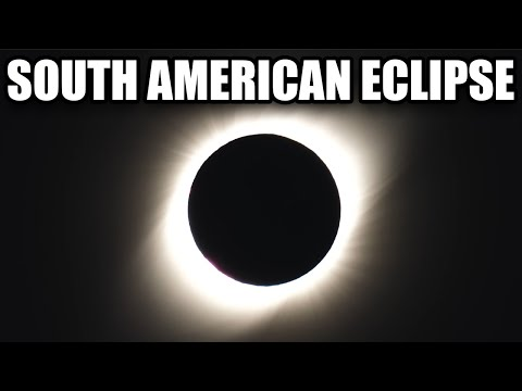 I Took My Wife To Argentina For The Eclipse - Smarter Every Day 221