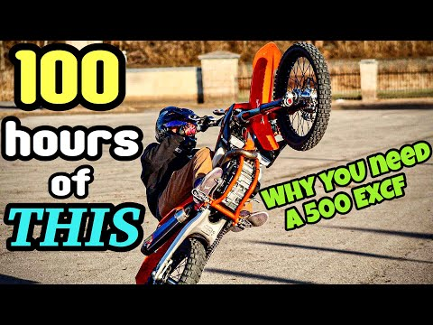 2019 KTM 500 EXC-F - Ultimate 100 Hour Review And Impressions!
