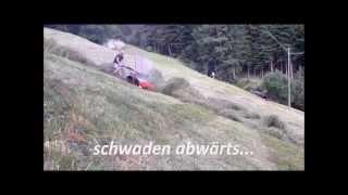 Repeat youtube video Eigenbau Heuschieber Rechenflitzer 1 AEBI CC56