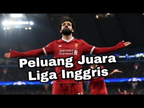 Klasemen Liga Inggris,  Liverpool Pertahankan Posisi Mp3