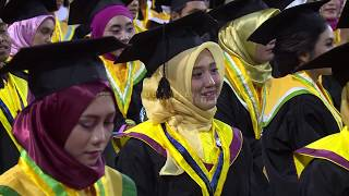 PSM UNEJ - Jaran Goyang  (Paduan Suara Mahasiswa Universitas Jember) Wisuda III 2017