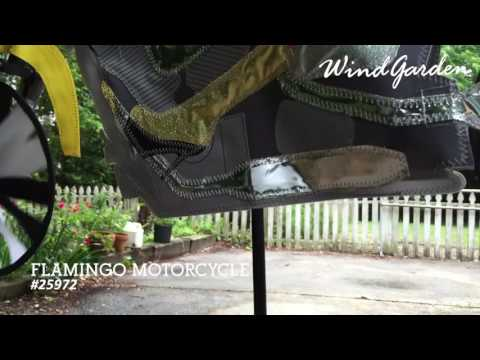 25972 Flamingo Motorcycle HD