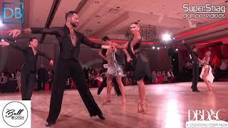 Comp Crawl with DanceBeat! SF Open 2018! Pro Latin!