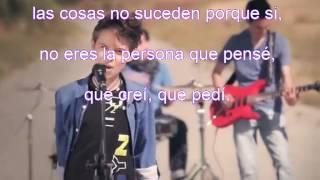 David Parejo - Mientes (cover Camila) + letra