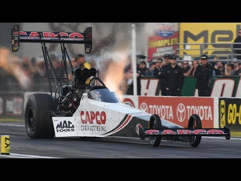 Steve Torrence Makes Statement Before Elimination Day