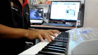 Aishiteru piano cover