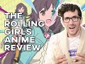 The Rolling Girls Review - Like Watercolour Scott Pilgrim // Anime Review