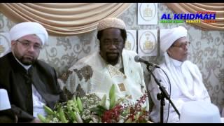 MAJLIS DZIKIR MAULIDURRASUL SAW & HAUL AKBAR SINGAPURA 2012 - Sheikh Ahmed Tijani Ben Omar
