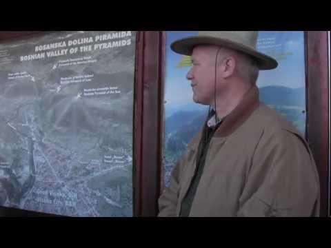 Проф.Семир Османагич - пирамидите в Босна и  Херцеговина