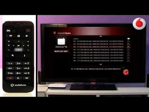 vodafone tv internet