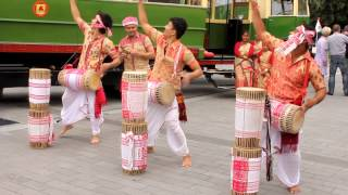 Bihu Intro and Performance 1