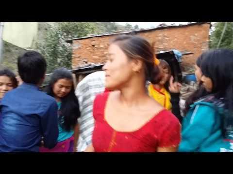 Tamang Selo Dance 2015 Potakhola Dovan