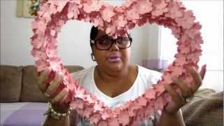 Repeat youtube video Decoração Noivado Part 01