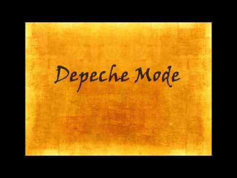 Depeche Mode - It's No Good - Lyrics