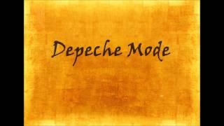 Depeche Mode - It's No Good - Lyrics