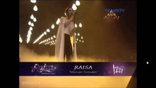[HD] Raisa - Mantan Terindah (Live in Concert)
