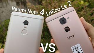Redmi Note 4 vs LeEco Le 2 Camera Comparison! - Which one is better?