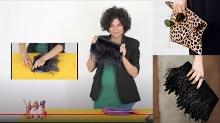 Fashion Attack: How to make a DIY clutch Thumbnail