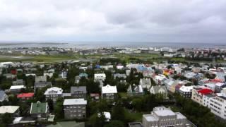 Исландия День 5: Рейкьявик, прогулки по центру