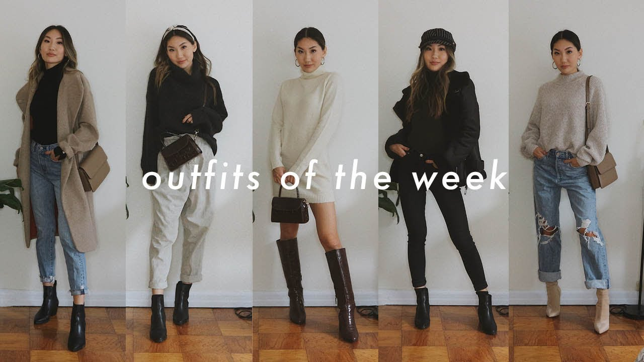 [VIDEO] - fall outfits of the week ? 2