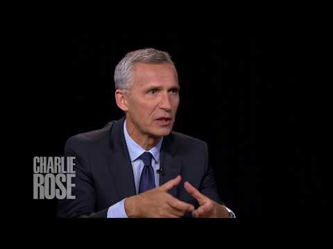 "Jens Stoltenberg: ""We are strengthening our cyber defenses""  (Sept 21, 2017) 