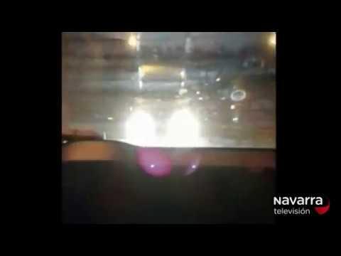 """Una familia, atemorizada por un camionero en la N-121-A: """"¡Mamá, que se acerca mucho!"""""""