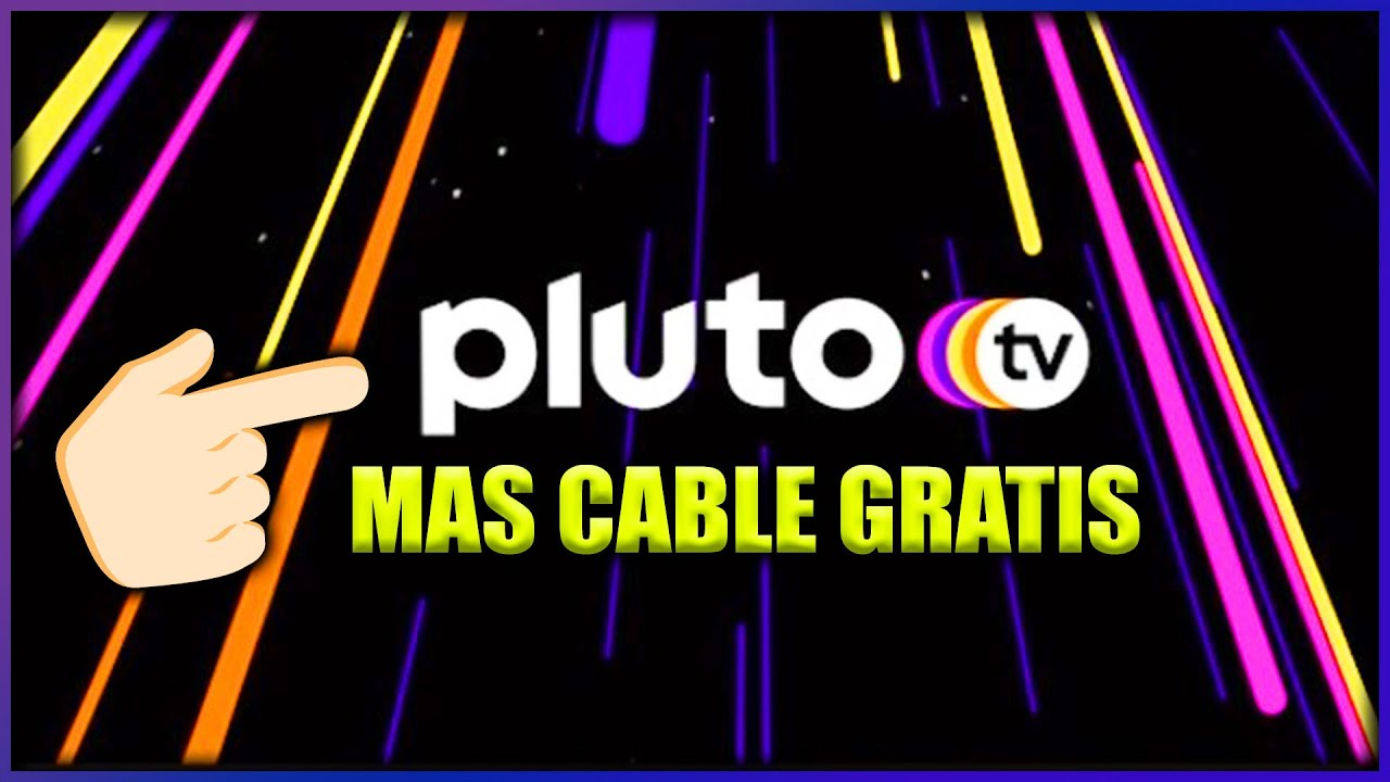 Download Television por cable gratis 2021 | Pluto TV