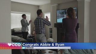Minnesota Couple Has A Social Distancing Wedding