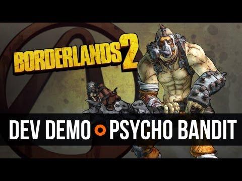 Krieg the Psycho Bandit Playable Character - Borderlands 2