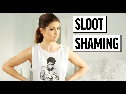 SLOOT SHAMING ft. Amanda Cerny, LouLou, and Ray Diaz | Funny Sketch Videos 2018 | Love Yourself