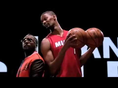 2013 NBA Playoffs Commercial  willi.am that POWER