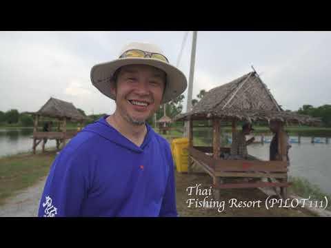 キョウはタイの釣り堀から。終了間際に釣り堀のさわりの雰囲気を伝えようとしてます。そんなときに、ぷーさんにサカナが!? 毎日配信...