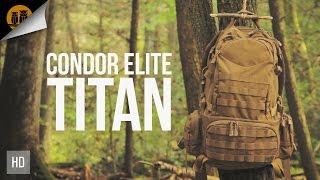 Condor Elite Titan Assault Pack   Tactical Backpack   Field Review