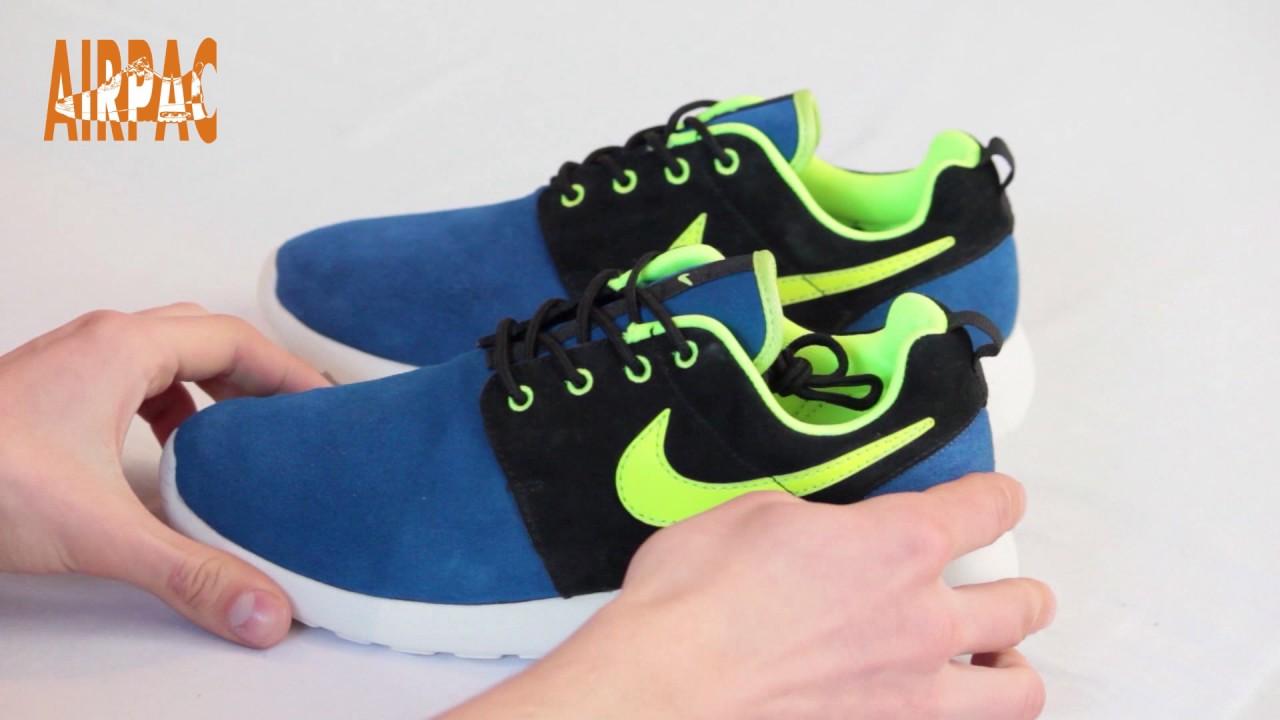 Кроссовки за 33$ Nike Roshe Run Replica Распаковка посылки с .