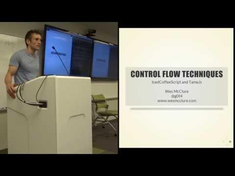Control Flow Techniques in JavaScript