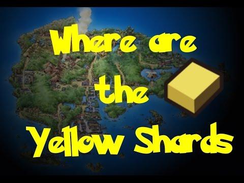Where Is: The Yellow Shard (Pokemon Ruby/Sapphire/Emerald)