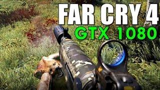 Far Cry 4 - ULTRA Settings - GTX 1080 Frame Rate